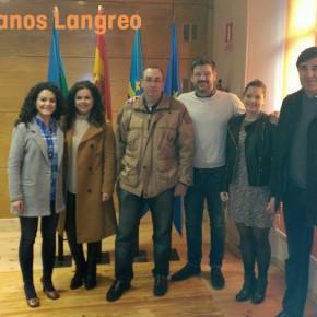 La junta directiva de Ciudadanos en Langreo elige sus cargos