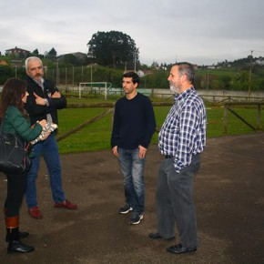 C´s se reúne con la Directiva del Club Hispano de Castrillón