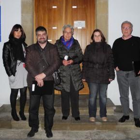 C´s Caudal se reúne con la Asociación de Vecinos de Campomanes