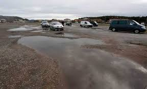 C´s acusa a IU de incumplir su propio programa electoral respecto al aparcamiento de la playa de San Juan