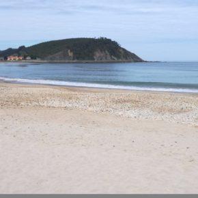 Cs insta al Ayuntamiento a solventar con urgencia los problemas de la playa de Santa Marina en Ribadesella