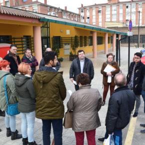 Cs Oviedo pide que se habilite un párking público en la parcela municipal ubicada junto al polideportivo de Colloto