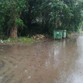 Cs Ribadesella pide al consistorio un mayor seguimiento a la empresa adjudicataria de la recogida, limpieza y desinfección de los contenedores de basura de la zona rural y la adecuación del punto situado en Meluerda