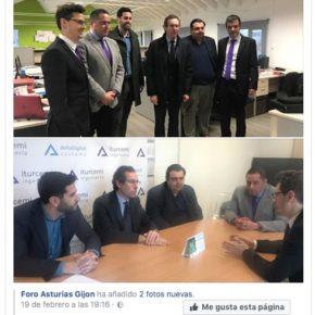 Ciudadanos cuestiona el uso de las cuentas institucionales de las redes sociales del Ayuntamiento de Gijón
