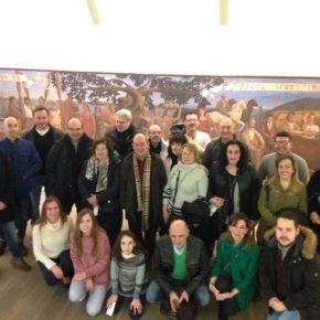 Ciudadanos Oviedo pedirá que todos los colegios del municipio se sumen a las visitas guiadas a la exposición de Plácido Arango del Bellas Artes