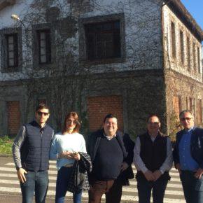 Ciudadanos Oviedo denuncia el completo abandono y la falta de iluminación del barrio de la Manjoya, paradigma de la dejadez de los gobernantes