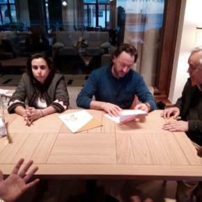 Ciudadanos Ribadesella inicia su ronda de reuniones con los comerciantes y hosteleros de la playa riosellana para abordar sus reivindicaciones