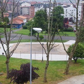 Ciudadanos(Cs) Oviedo denuncia que el barrio de Vetusta lleva más de una semana sin parque infantil y con las obras paralizadas