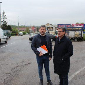 Ciudadanos presenta una enmienda para crear una rotonda en la intersección entre la N-634 y la carretera local SI-3