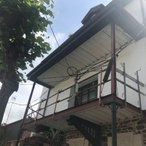 """La Agrupación de Ciudadanos Castrillón vuelve a denunciar el """"deficiente"""" estado en el que se encuentra el cableado de muchas instalaciones del concejo"""