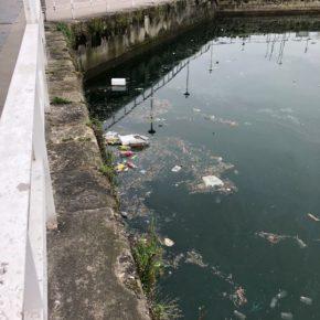 """Ciudadanos reclama medidas para que el Puerto Deportivo deje de ser un """"vertedero"""""""