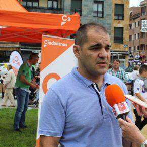 Ciudadanos reclama dar solución al problema de saneamiento de la ría de Villaviciosa