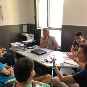 Ciudadanos se reúne con la AVV El Pando de Poniente