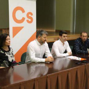 Ciudadanos presenta su nuevo Grupo Local en Pola de Laviana