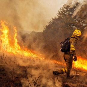 Ciudadanos defenderá una moción para instar al Ayuntamiento de Siero a elaborar un Plan de actuación local de emergencias ante incendios forestales