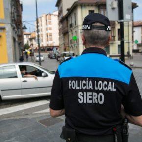 CiudadanosSieropreguntapor la entrada en vigor de la Ley de jubilación anticipada de los policías locales