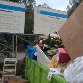 Ciudadanos Siero reclama la mejora de la recogida selectiva de residuos