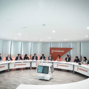 """Ignacio Prendes: """"Ciudadanos sigue creciendo con la esperanza y la ilusión de liderar el cambio político en Asturias"""""""