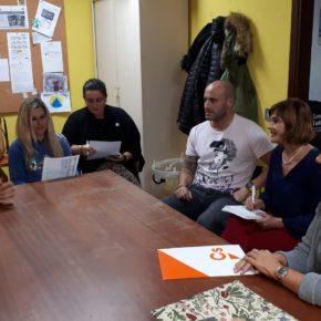 Ciudadanos Noreña solicita a las Administraciones que se realicen cuanto antes las obras de mejora del gimnasio escolar