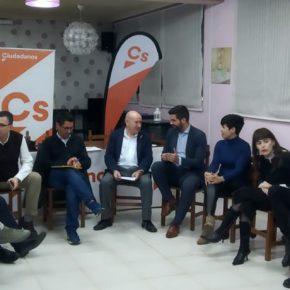 Ciudadanos Comarca de la Mesa apuesta por mejorar la comunicación telefónica e internet en el medio rural