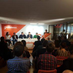 Ciudadanos presenta a sus afiliados un programa electoral y de gobierno que representa la alternativa real que necesita Oviedo