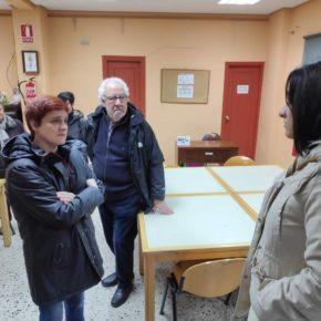 Cs retoma las visitas y reuniones con los vecinos, hemos estado en Villagre con la Asociación Marapico