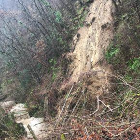 Ciudadanos Aller alerta de la obstrucción del cauce de los ríos a su paso por varias localidades