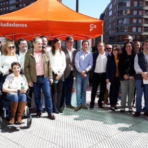 """Prendes: En Asturias cumplimos sobradamente con la incorporación de talento a nuestro proyecto político"""""""