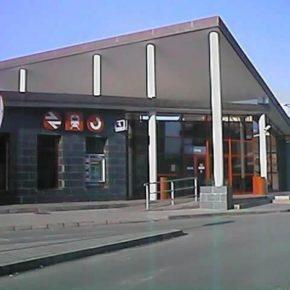 Ciudadanos reclama una valla de protección en la Estación de Adif en Lugones