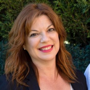Patricia Martín, candidata de Ciudadanos a la alcaldía de Siero