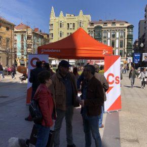 Ciudadanos crítica la total paralización de los instrumentos de participación ciudadana.