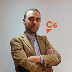 David Robles es el candidato de Ciudadanos en Corvera