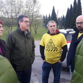 """Prendes: """"Exigimos a los candidatos socialistas que se pongan de parte de la industria asturiana y no de parte del gobierno de Pedro Sánchez"""""""