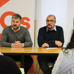 Félix Gayol encabeza la candidatura municipal de Ciudadanos en Tapia de Casariego