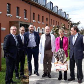 """Juan Vázquez: """"Nuestra candidatura representa la apuesta y proximidad por la ciencia, la investigación y el conocimiento"""""""