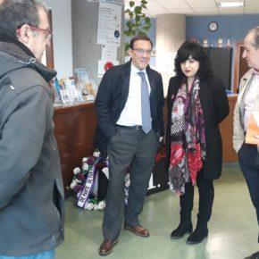 """Juan Vázquez defiende una """"solución negociada"""" para el Conservatorio del Valle del Nalón"""