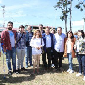 Juan Vázquez se compromete a dar incentivos para el relevo generacional en el mundo ganadero y rural