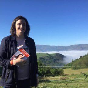 """Raquel Fernández: """"Tenemos un programa de Gobierno que cambiará el futuro de Tineo"""""""