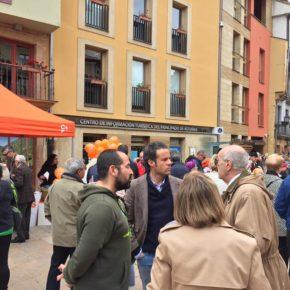 Nacho Cuesta presenta un programa para hacer del Campo San Francisco el centro de actividades infantiles gratuitas de Oviedo