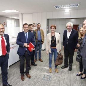"""Juan Vázquez: """"Hay que aprovechar las oportunidades que tiene Asturias y dinamizar su economía para generar empleo"""""""
