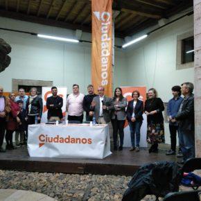 Presentada la candidatura de Ciudadanos Grado