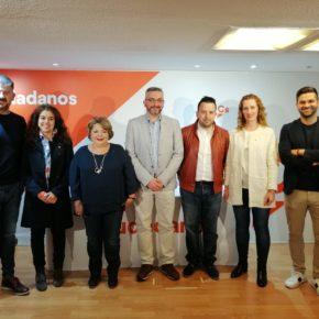 Marián Sampedro encabeza la candidatura de Ciudadanos Las Regueras