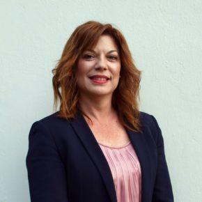 """Patricia Martín considera que los resultados electorales en Siero han sido """"muy satisfactorios""""."""