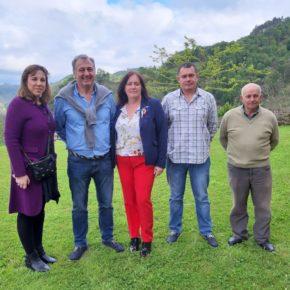 """Sofía Llorián: """"Seré la alcaldesa de todas las parroquias, incluso las de la Villaviciosa abandonada"""""""