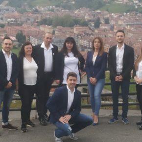 """La candidatura de Ciudadanos en Laviana busca trabajar """"por y para todos los lavianeses"""""""