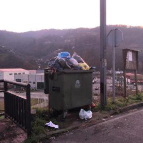 En Ciudadanos San Martín denuncian deficiencias en el sistema de recogida de basuras de la zona rural