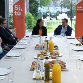 Juan Vázquez propone un plan de modernización turística autonómico para convertir el sector en una oportunidad para Asturias