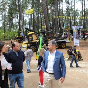 """Sergio García: """"Consideramos fundamental dar un impulso a la industria maderera en Asturias, ya que tiene un gran futuro"""""""