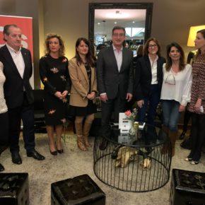 La eurodiputada de Ciudadanos (Cs) Soraya Rodríguez participó en un encuentro con mujeres sobre políticas de Igualdad y experiencias de gobierno
