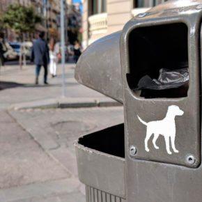 Ciudadanos Siero solicita la instalación de más contenedores para la recogida de excrementos de perro, en las zonas urbanas más transitadas del del concejo